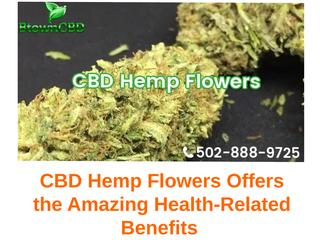 Cbd Hemp Flowers