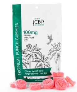 100 mg Broad Spectrum CBD Gummies