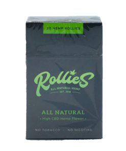 Rollies CBD Cigarettes 20 per Pack 13%